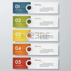 Colorful #Design #Template made for you and your presentations. #vector
