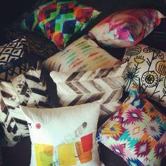 For cushion/pillow lovers Mia Chickadee cushions follow us on instagram @miachickadee