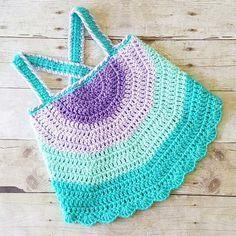 Crochet Baby Swing Top Halter Top Tank Top Backless Shirt Newborn Infant Toddler Handmade Clothing