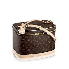 f02f40018482 Louis Vuitton Nice Monogram  2760 Weekender