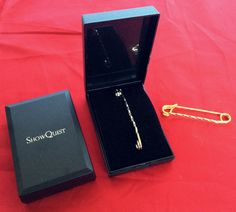 ShowQuest stock pins available from Lofthouse Equestrian!
