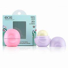 EOS Organic Lip Balm, Passion Fruit 0.25 oz (Pack of 2) Glytone Dark Spot Corrector, 1 Fl Oz