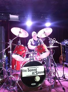 Paul at RubyLounge 25Sep2015 The Speed Of Sound
