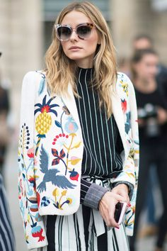 We're in need of some fresh inspiration, and we're looking to Paris and the street-style stars turning out this week for the fall couture shows. From summer-accessory know-how to lightweight layering, see the looks we're planning to copy ASAP.