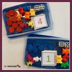 Het rekenbakje - De rekenhoek Games, Projects, 5 Years, Mathematics, First Class, Blue Prints, Gaming, Tile Projects, Game