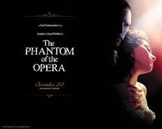 One day, go see the Phantom of the Opera with my girls in New-York
