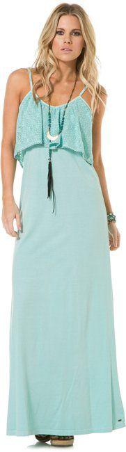Love this website!!! O'NEILL QUEENSLAND MAXI DRESS > Womens > Clothing > Dresses | Swell.com