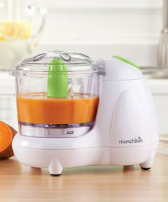 Fresh Food Maker.  Any different from a blender?