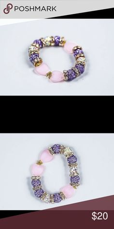 The Princess Bling Bracelet NWT LM OS FITS ALL LITTLE PRINCESSES UP TO AGE 8 Accessories Jewelry