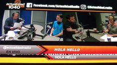 MARIO CAIRA EN MIAMI-ARGENTINA | RADIO AM 1040 ACTUALIDAD | Mario CairaTV | Travel - YouTube