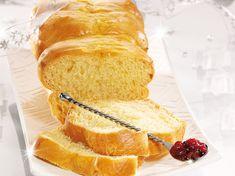 Brioche au Thermomix Croissants, Brioche Tupperware, Brioche Express, French Bread French Toast, Brioche Bread, How To Make Bread, Cornbread, Deserts, Dessert Recipes