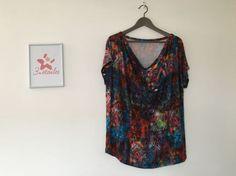 3 étoiles // Trop Top - Ivanne S / Jersey Lolie-shop