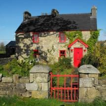 ireland and stay in a real irish cottage oh the places we will