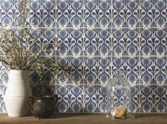 From The Artisan range of The Winchester Tile Company.