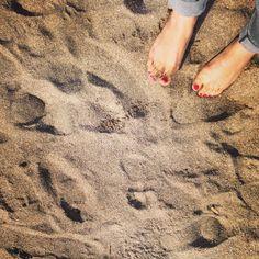 sands, warm.spring is coming:) @Shichirigahama