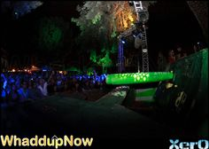 Dubstep/Drum and bass stage.