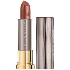 Urban Decay Vice Metallized Lipstick - Colour Backdoor (€17) ❤ liked on Polyvore featuring beauty products, makeup, lip makeup, lipstick, lips, urban decay, creamy lipstick, moisturizing lipstick and urban decay lipstick