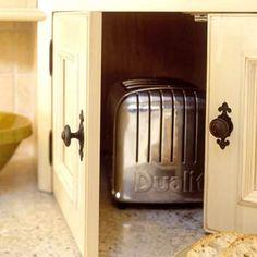 Toaster Storage