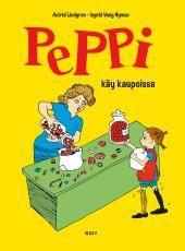Pippi går i affärer av Astrid Lindgren (Bok) Barn, Comic Books, Family Guy, Comics, Fictional Characters, Children Books, Astrid Lindgren, Pippi Longstocking, Children's Books