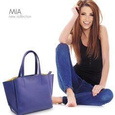 MIA COLLECTION #loristella #bluette #bestof2016 #madeforyou #newcollection #SS16 #spring #summer #bags #handmade #verapelle #genuine #leather #fashion #trend #style #look #bestoutfit #blogger #accessories #shopper #handbag #beautiful #designer #madeinitaly