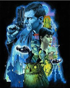 Blade Runner x can find Blade runner and more on our website.Blade Runner x Blade Runner Poster, Blade Runner Art, Blade Runner 2049, 80s Movie Posters, Cinema Posters, Movie Poster Art, Film Sf, Harrison Ford Blade Runner, Science Fiction