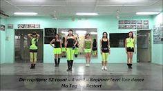 shalala line dance - YouTube