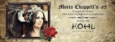 Moria Chappell promotional piece by KOHL 2016