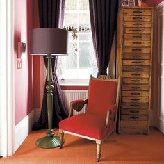 Chest of drawers lust | step inside Queen of Shops Mary Portas vibrant Victorian home | house yours | housetohome