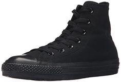 Converse Chuck Taylor All Star 015470-70-8 AM, Unisex - Erwachsene Sneakers, Schwarz (Mono), EU 48 - http://on-line-kaufen.de/converse/converse-chuck-taylor-all-star-015470-70-8-am-mono