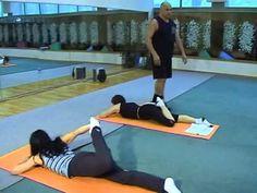 Гимнастика   Упражнения Для Позвоночника - YouTube
