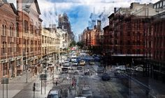 From The High Line - Laurent Dequick Limited Edition Art Photography. Available at YellowKorner