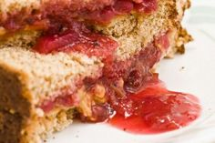 5 Gourmet Twists to Makeover Your Peanut Butter & Jelly Sandwich