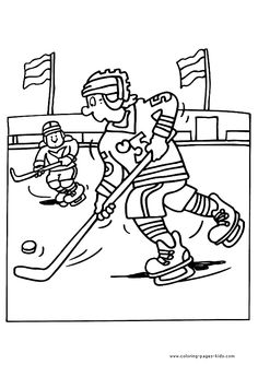 printable stanley cup coloring pages - photo#38