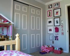 Little Pink Monster:: Not too princess girl's bedroom makeover