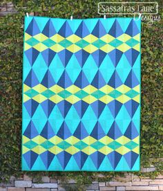 Euclid Avenue Quilt Pattern – Sassafras Lane Designs