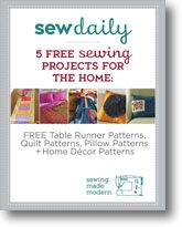 9 Free eBooks from Sew Daily