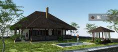 Casa INA Concept Home, Design Case, Home Fashion, Gazebo, Outdoor Structures, Cabin, House Styles, Outdoor Decor, Modern