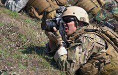 Front Lines: Life as a US Military Photographer | Popular Photography