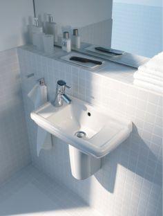 Cloakroom Basins : Starck 3 Cloakroom Basin