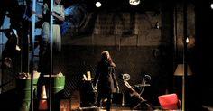 Marisol. Scenic desi - Marisol. Scenic design by Alexis Distler. --- #Theaterkompass #Theater #Theatre #Schauspiel #Tanztheater #Ballett #Oper #Musiktheater #Bühnenbau #Bühnenbild #Scénographie #Bühne #Stage #Set