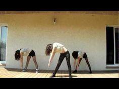 Shake It Up Dance : Black and Gold (Sam Sparro) TRIO