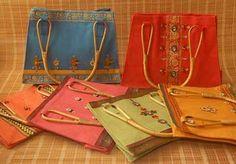 Products made at the NGO Shraddha in Mumbai. The NGO works on autism.