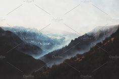Foggy by Mak on @creativemarket