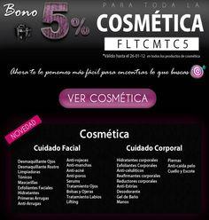 Sólo HOY -5% #descuento en Cosmética en @perfumesclub con código:FLTCMTC5 y ofertas al -70% http://www.expotienda.com/index.asp?categoria=13&producto=110 http://pic.twitter.com/mrxcMpAF