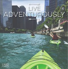 Live Adventurously — Cabo Chips · Taste The Experience