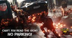 funny imfamous second son | PS4 Exclusive Infamous: Second Son Gets Some Funny Official Memes And ...