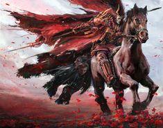 Bloody_Wind by noah-kh.deviantart.com on @DeviantArt
