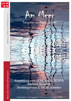Am Meer - Ausstellung in Jestetten