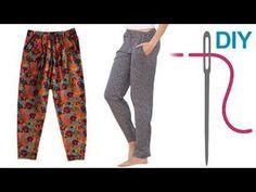 Pajama Pants, Pajamas, Youtube, Digital, Fashion, Pants, Dressmaking, Fashion Styles, Sew Simple