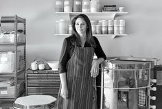Ceramicist Amanda Wright's process is inspired by her former career as a fashion #designer and #stylist. See more at www.luxesource.com. #luxe #luxemag #luxury #design #interiordesign #interiors #decor #homedecor #interiordecorating #interiordesignideas #ceramics #art #pottery